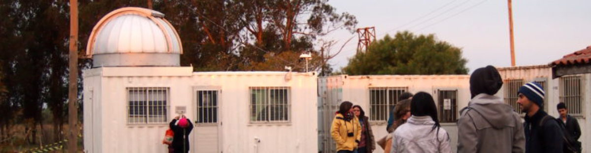 Observatorio Astronómico del Centro Universitario Regional del Este